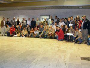 Asistentes al III Seminario de ENP y Deportes de Montaña