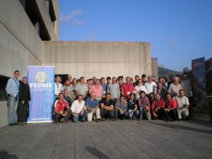 Asistentes al VI Seminario de ENP y Deportes de Montaña
